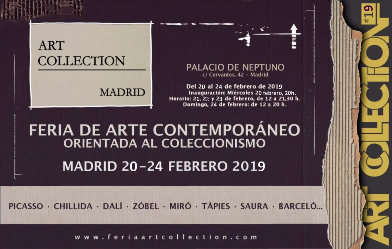 Arte Online Madrid Art Collection Madrid 2019 La Tienda Online Para El Artista