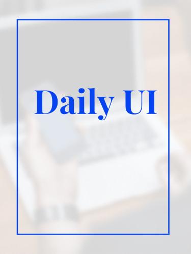 DailyUI