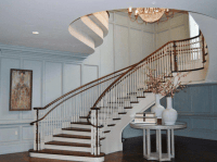 Curved Staircase | Curved Stairs | Round Staircase