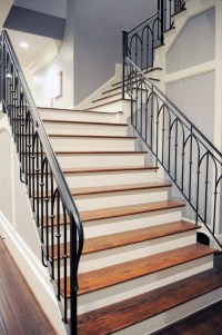 Builders Show - Wrought Iron Stair Railings: Process and ...