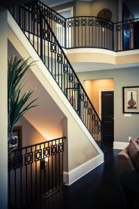 Modern Stair Railing Design | Contemporary Handrails ...