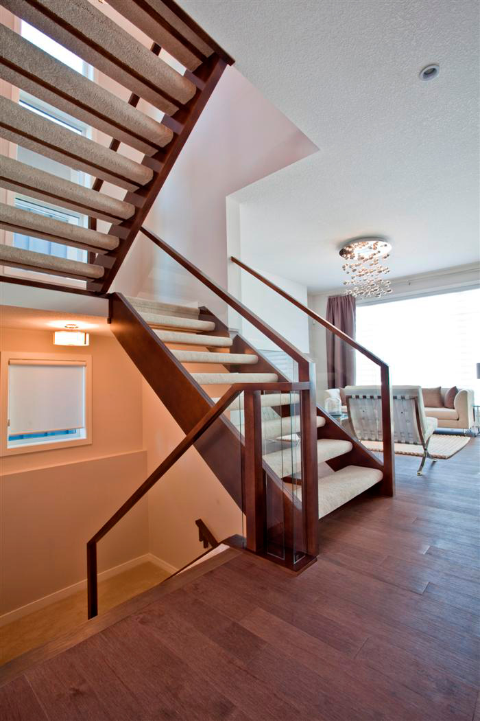 Open Staircase Open Riser Stairs | Open Staircase | Artistic Stairs