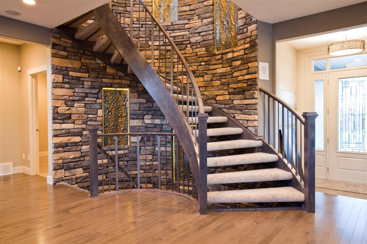 Open Staircase Design Open Riser Stairs Open Staircase Artistic Stairs