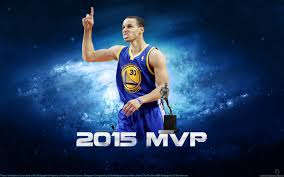 Stephen Curry MVP 2015