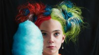 A Girl with Bright Colored Hair | Artist Katie Miller ...