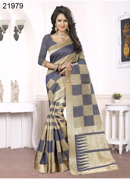 Banarasi Silk Narissa 21979 | Occassional Wear for Ladies