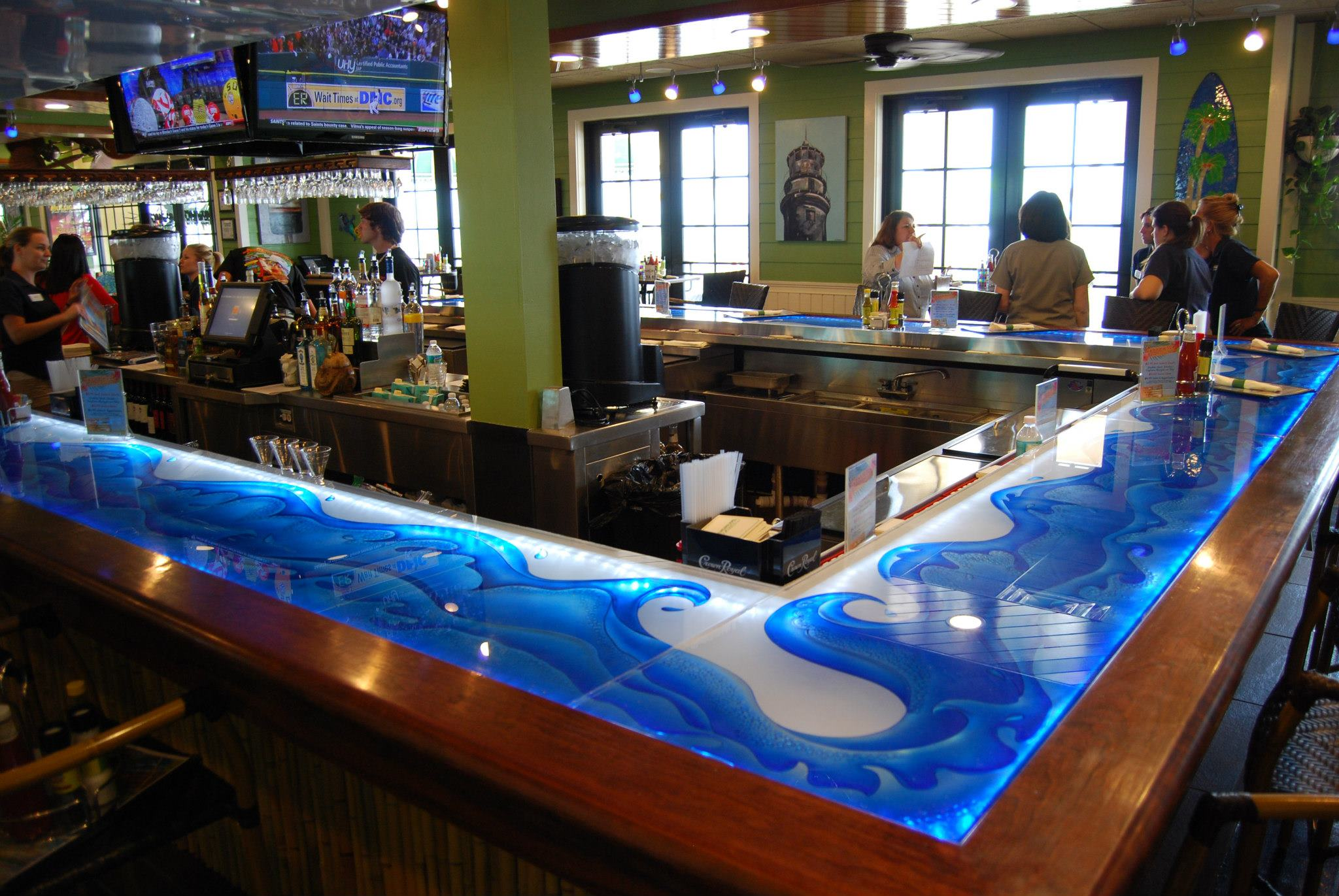 Countertops For Bars Glass Countertops Glass Counter Tops