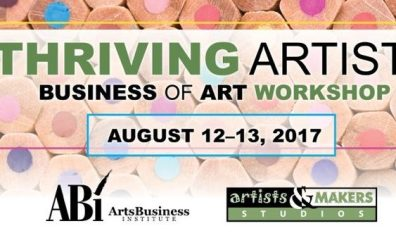 From The Arts Business Institute and A&M Studios – Get your Art Business On!!
