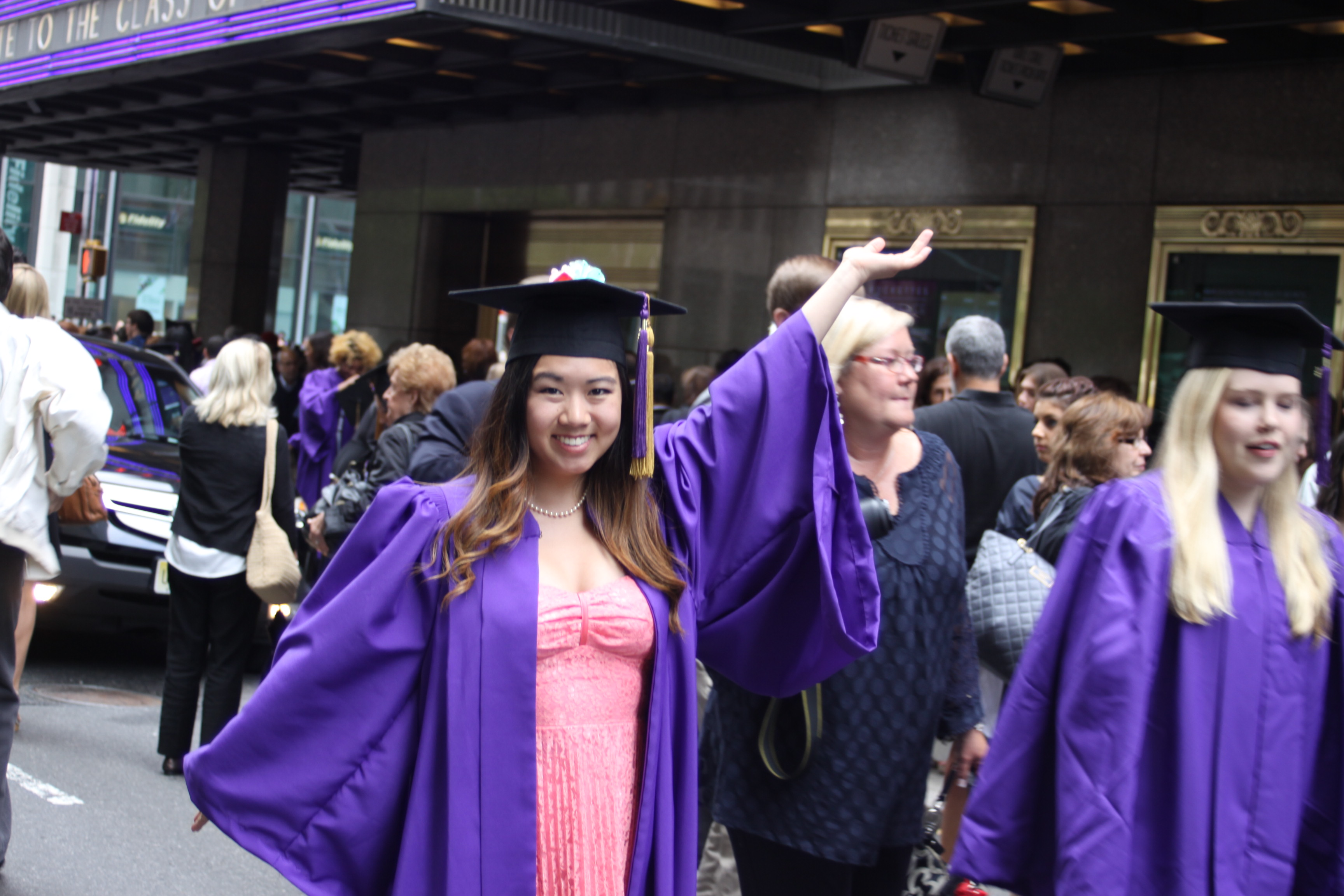 Nyu Tisch School Of The Arts Location Meet Tricia Fukuhara A Recent Graduate From Nyu With An