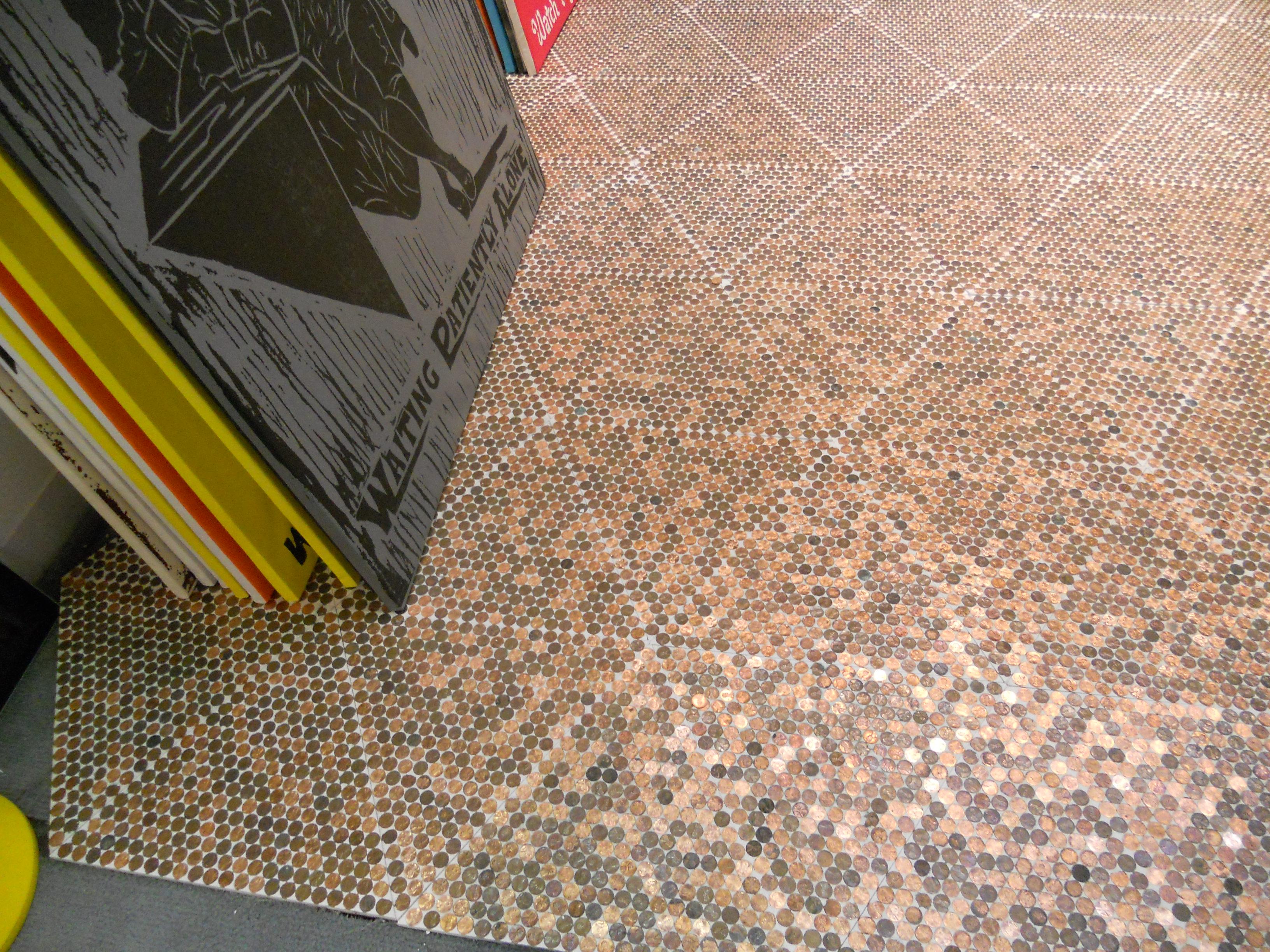 Penny Floor Templates