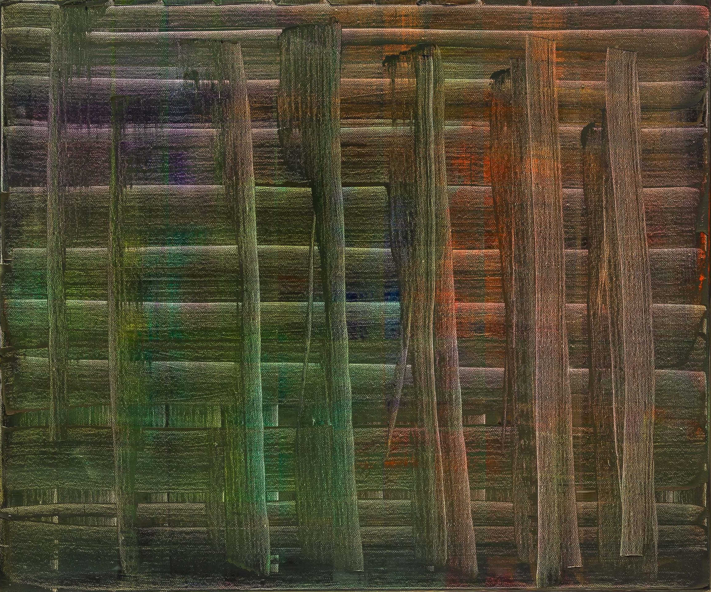 Gerhard Richter Abstraktes Bild Abstract Painting 1992 Ben Brown