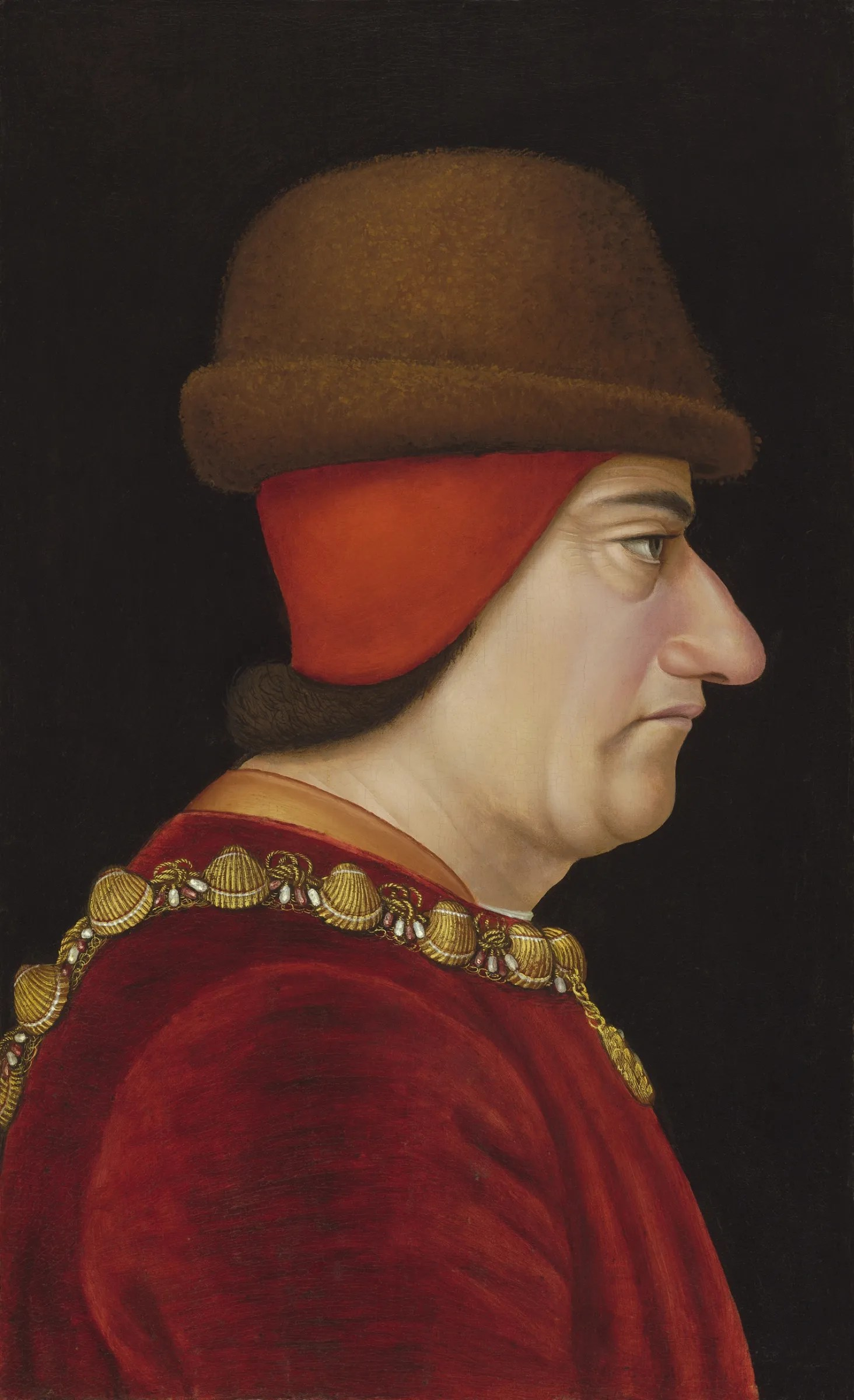 Pavillon Fedora Attributed To Jacob De Litemont D 1475 Louis Xi King Of