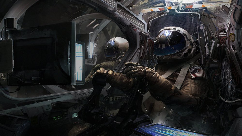 Manta Pilots by klaus wittmann