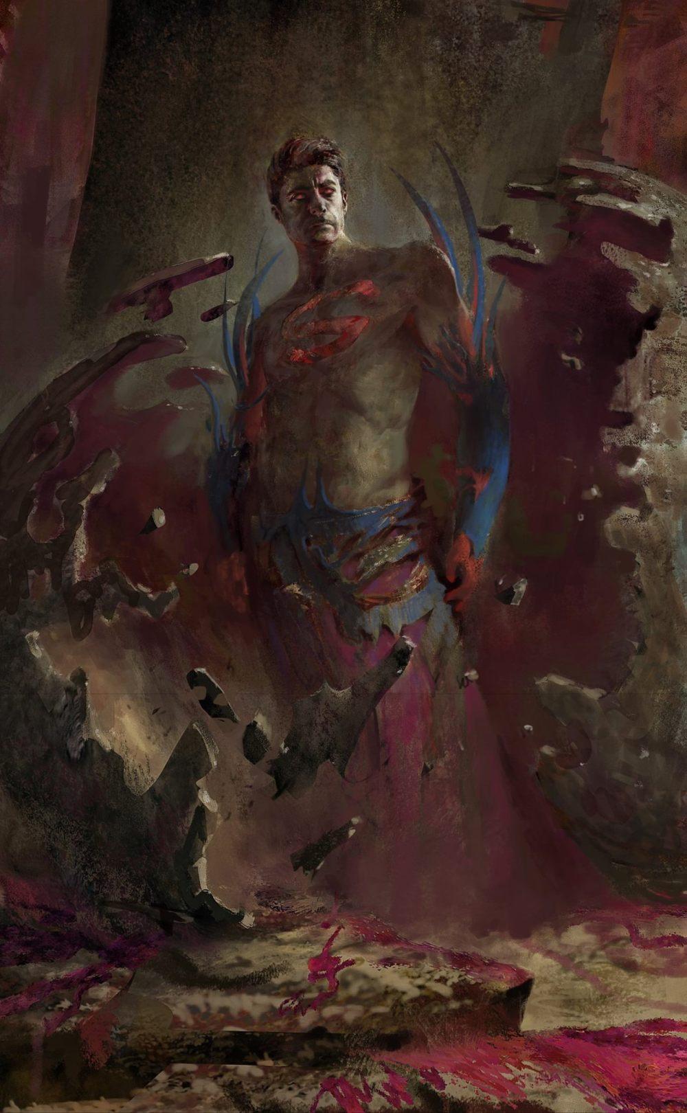 Last Son Of Krypton Shawn Lin
