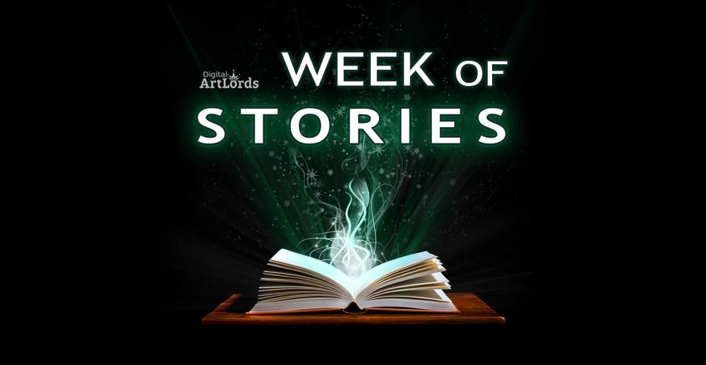 Week Of Stories Banner