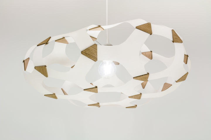 Grande Suspension Luminaire Luminaire Lustre Suspension Grande Alveole Mathieu