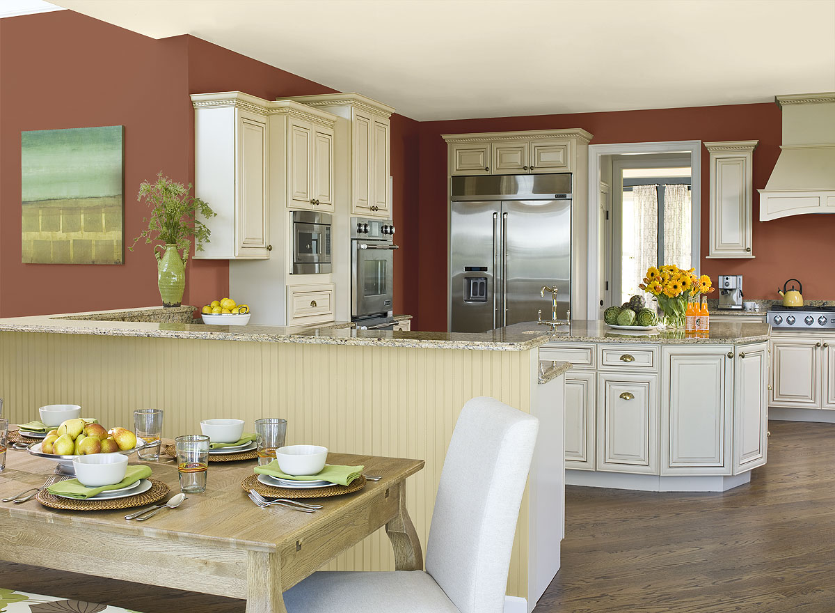Tips For Kitchen Color Ideas Artmakehome