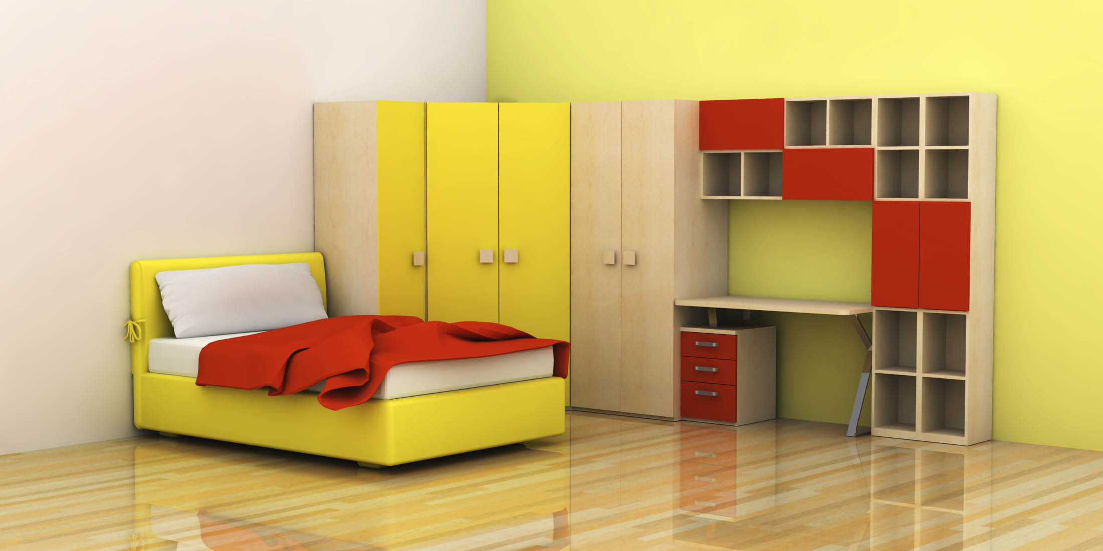 Smart Guides To Choose Kids Room Furniture Artmakehome