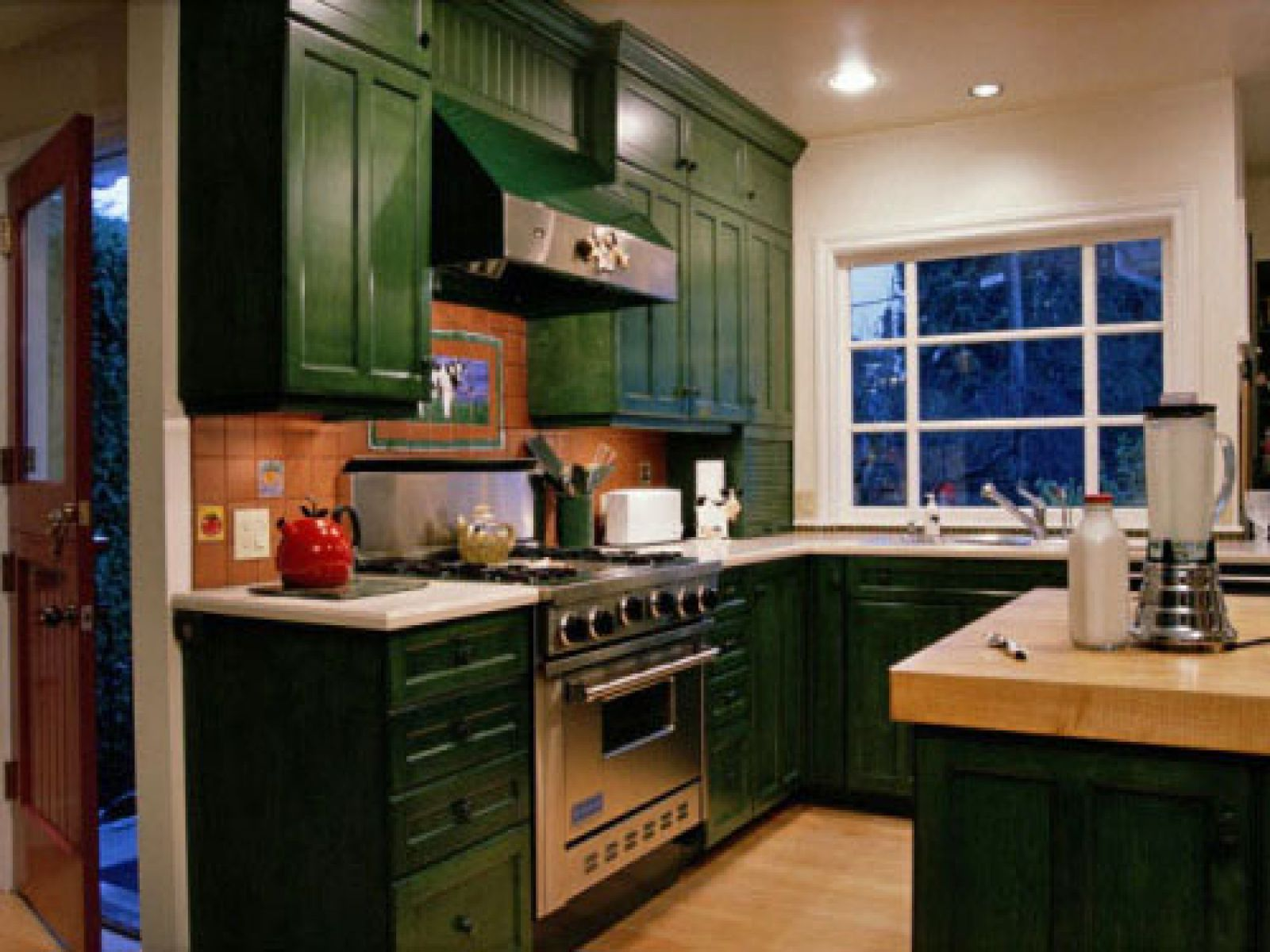 Green Kitchen Cabinets For Eco Friendly Homeowners Artmakehome