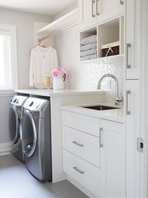 Lavanderia completa para todos os tamanhos