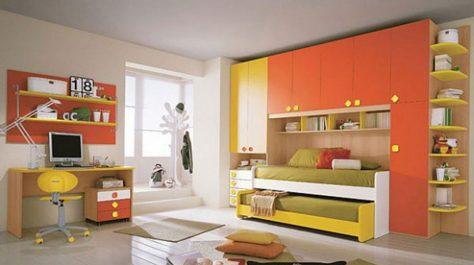 dormitórios completos para seus filhos