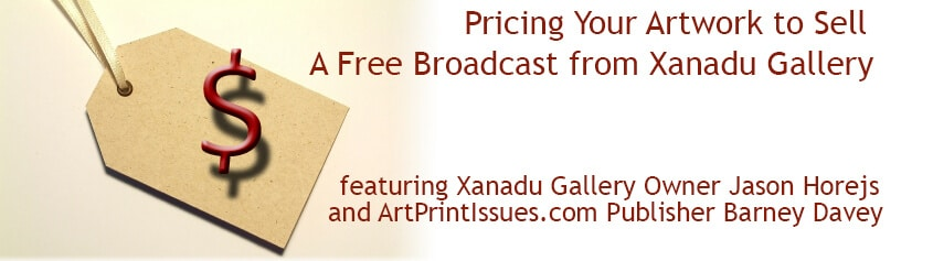 How to Price Your Artwork Podcast