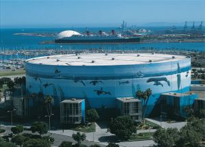 Wyland Whaling Wall Long Beach