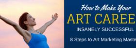 8-Steps to Art Marketing Master
