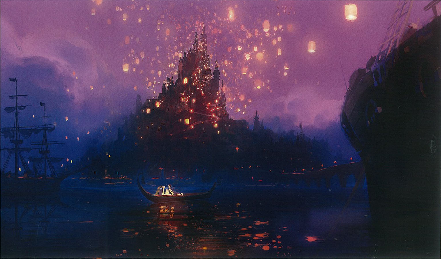 Cute Word Wallpaper Dreams Come True The Art Of Disney S Classic Fairy Tales
