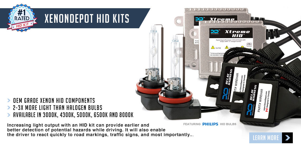 XENONDEPOT - HID  LED Lighting Products