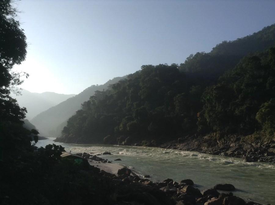 ganga river