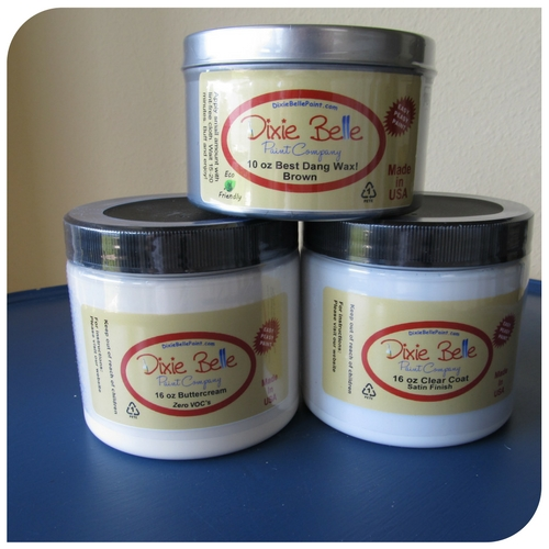 Dixie Belle Chalk Paint Review