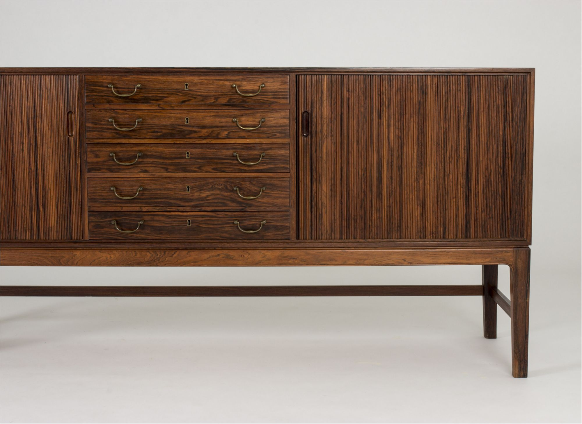 Sideboard Antik Rosewood Sideboard By Ole Wanscher