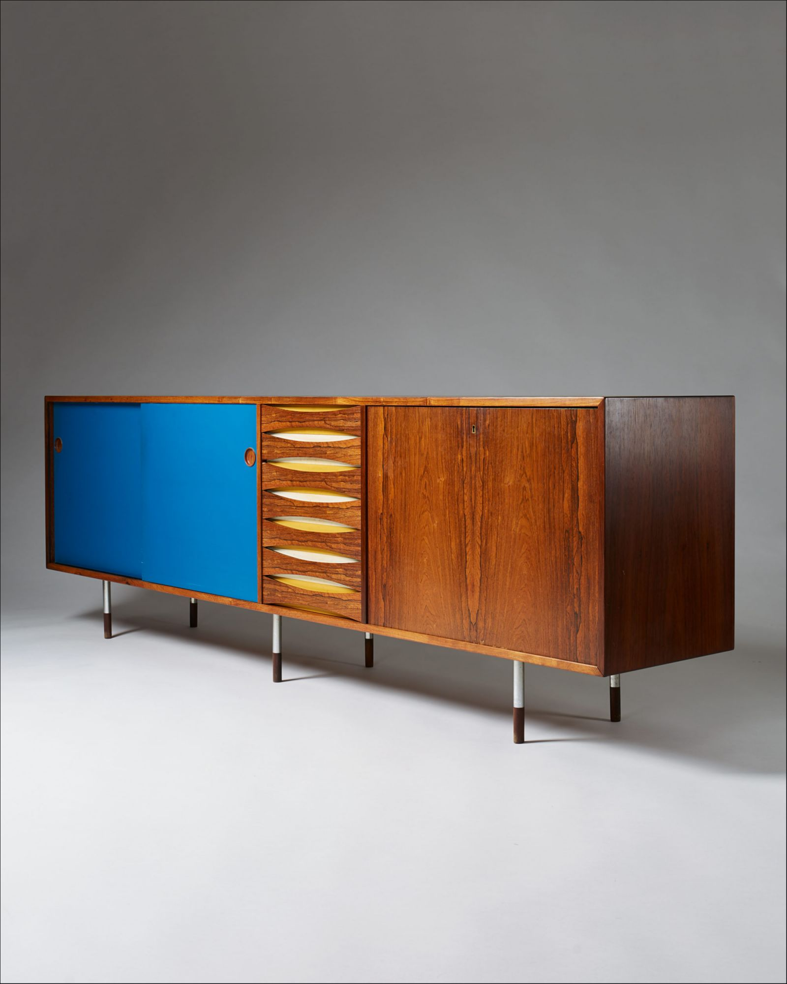 Sideboard 250 Cm Sideboard Model 29a By Arne Vodder For Sibast Denmark 1958 1959