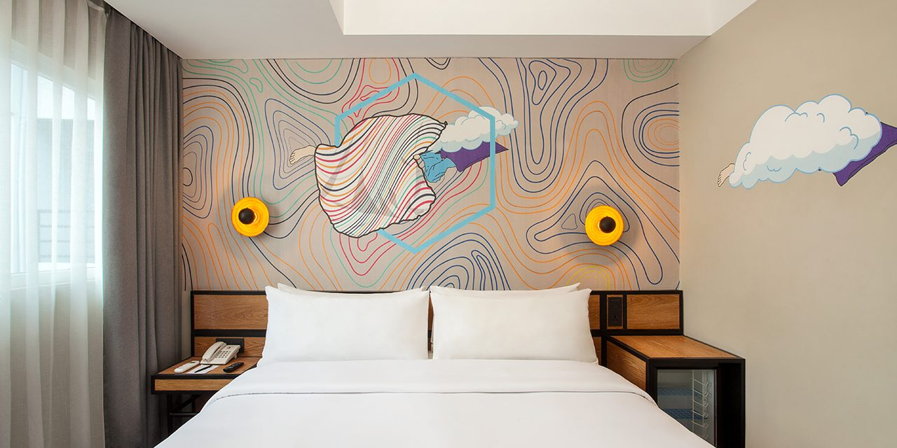 Mural Kamar Studio 20 Artotel Group