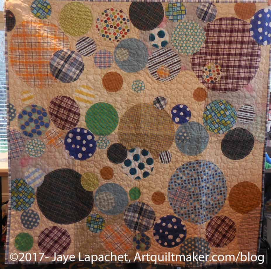 Moderne Quilts Bubble Quilt Artquiltmaker Blog