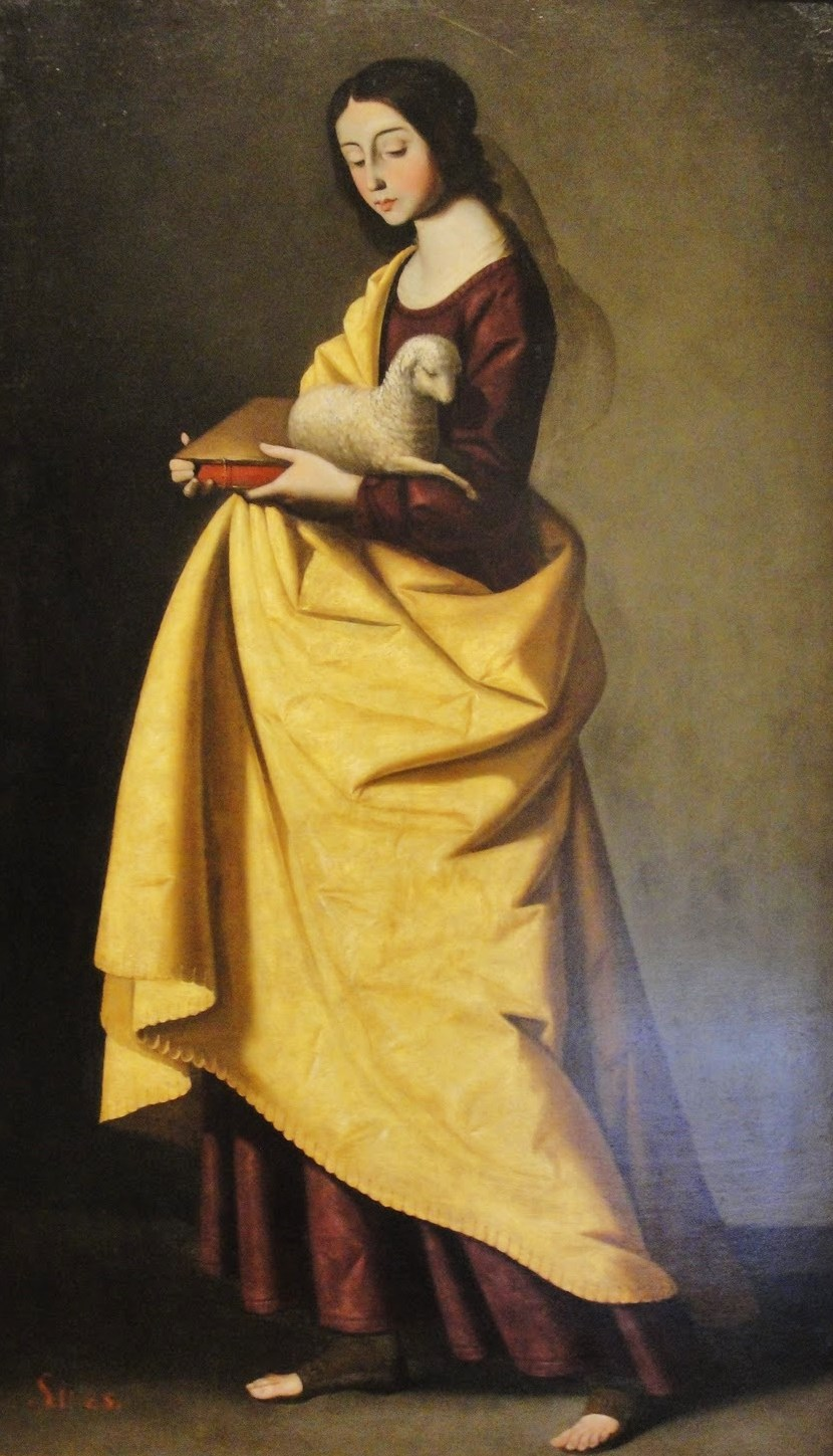 Pinturas De Zurbaran Francisco Zurbaran Paintings