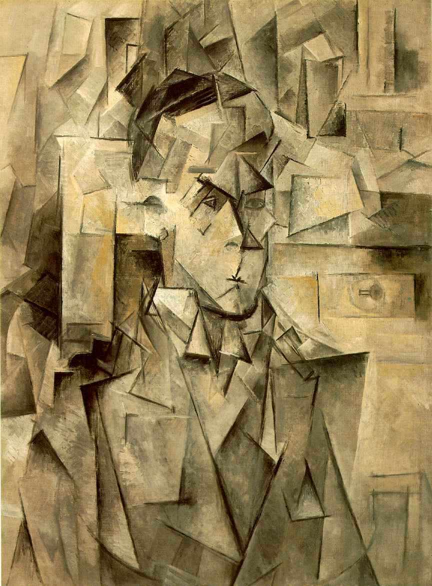 Kubisme Pablo Picasso Analytical Cubism Paintings