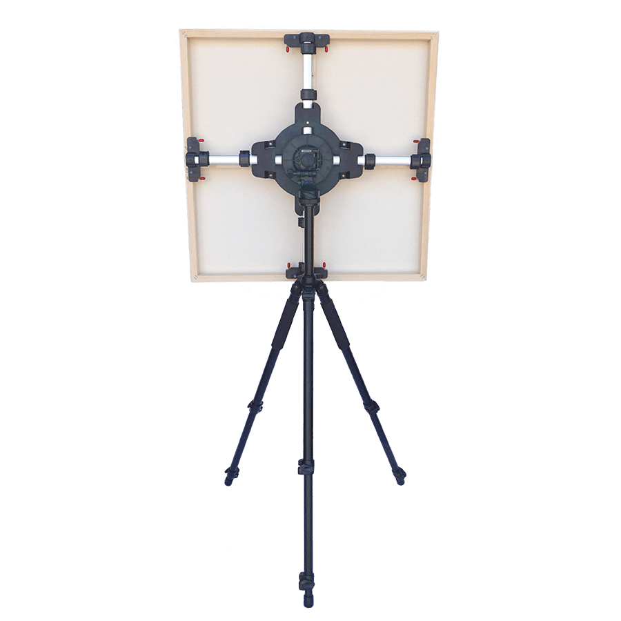 Artist Easel Australia Studio Easel By Artristic Rotates Tilts Spins Paint Sitting Or
