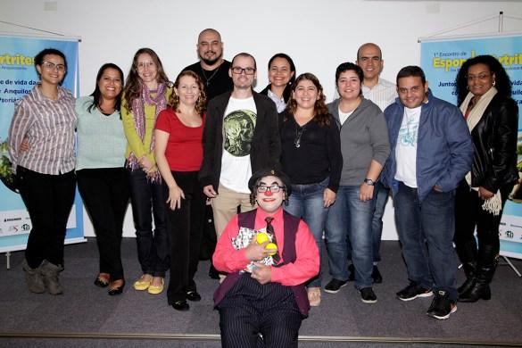"""""""Blogueiros e Ativistas Digitais em EspondiloArtrites"""""""