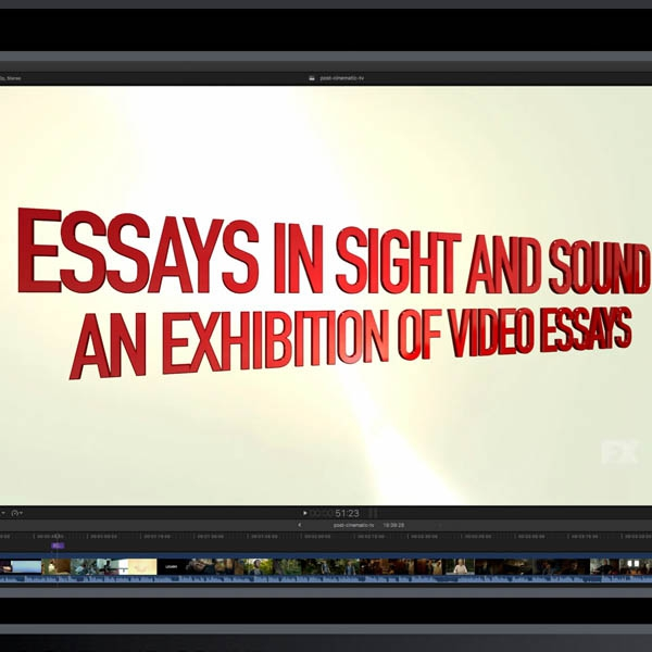 Essays in Sight and Sound \u2013 Stanford Arts