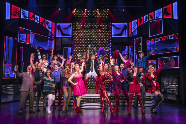 Review Kinky Boots Is Filled With Colour And Heart Her