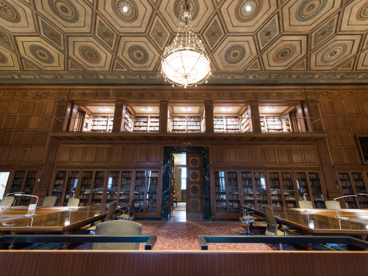 U-M William L Clements Library reopens after 25-year renovation