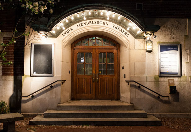 Lydia Mendelssohn Theatre Arts  Culture