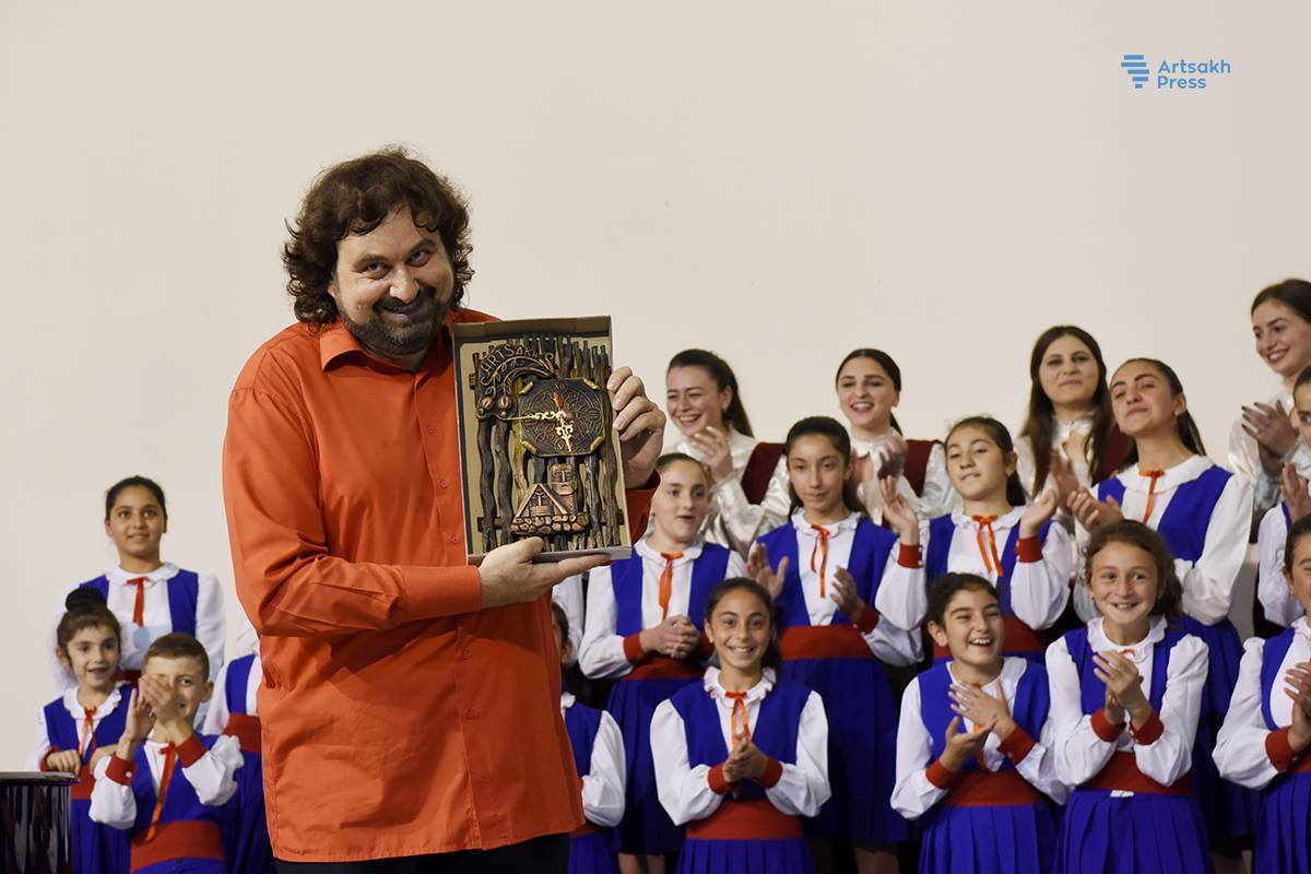 Junior Youth Concert Of Varanda Children S And Junior Youth Choir Held In