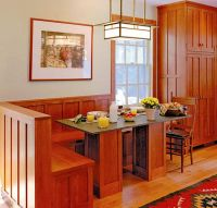 Lighting to Accent and Define - Arts & Crafts Homes and ...