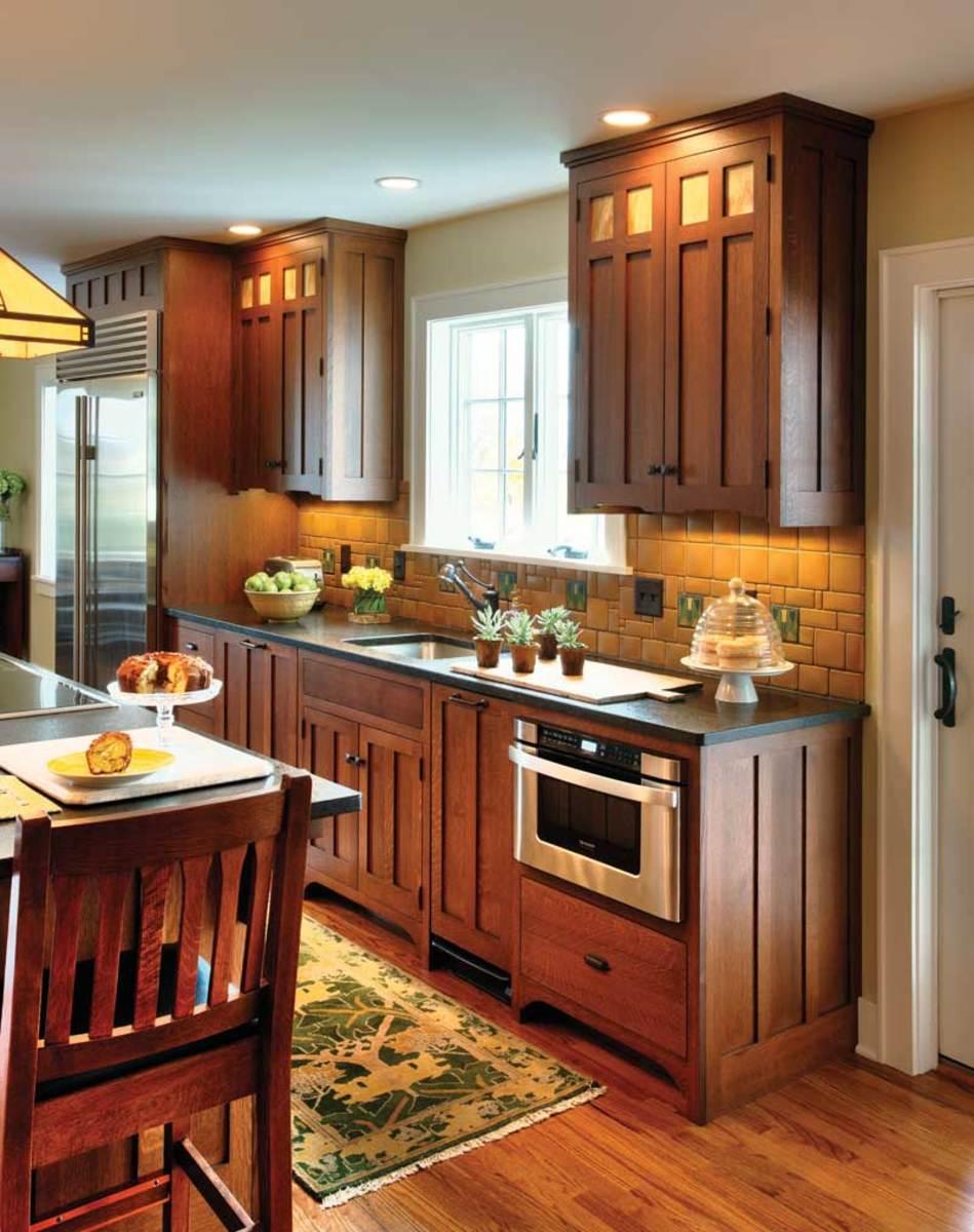 arts crafts kitchen tile backsplash arts crafts kitchen searches kitchen backsplashes pictures