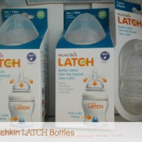 Munchkin LATCH Bottle Review