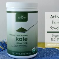 Activz Kale Powder Review and Recipe