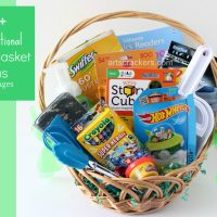 250+ Unconventional Easter Basket Ideas For Kids of All Ages